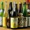 人気銘柄からレアなものまで厳選の味が約50種! 隠れ日本酒も