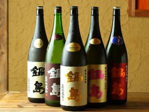 人気銘柄からレアものまで、地鶏に合う厳選『日本酒』が約50種