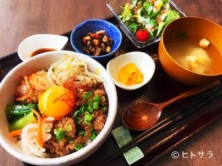 cafe 日和の料理・店内の画像2