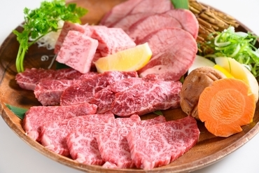 北海道牛焼肉セット