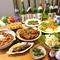 北海道産の旬の食材をふんだんに使ったおばんざい料理