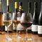 ボジョレー地方のワインをメインに、充実のラインナップ