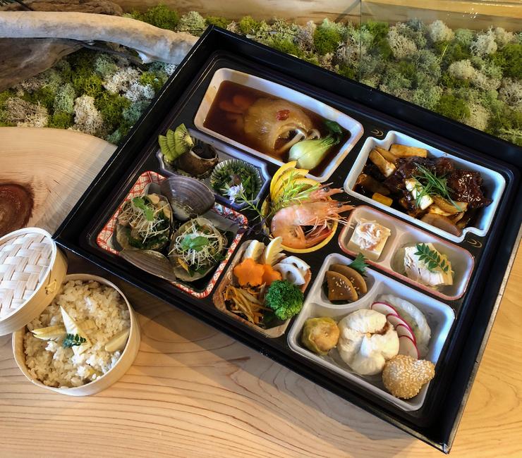 Chinese Garden Restaurant Shinki In Nishi Ku Hyogo Savor Japan