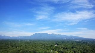 那須高原唯一の眺望で楽しめる『絶景ランチ』