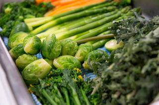那須の契約農家より直接仕入れるこだわりの新鮮野菜を提供
