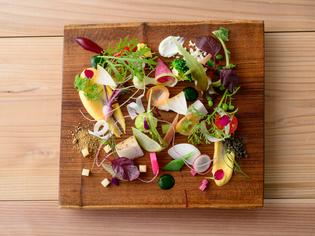 那須野菜をふんだんに使った『ファランドール・ド・レギューム』