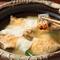 【う鍋会席】栄養価が高く、病気の予防にも。内側から元気になれる絶品鍋。