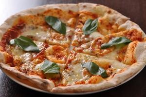 『マルゲリータ』は生地やトマトソースが自家製