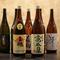 富山の地酒が豊富に揃う