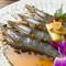 薬味が食欲をそそる韓国魚介料理『天使の海老の醤油漬け』