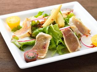 旬の鮮魚を使った『本日のカルパッチョ その日のスタイルで』