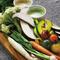 「黒毛和牛」や生食用の野菜など、新鮮な食材を仕入れています