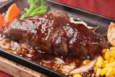 旨味たっぷり「オーストラリア牛」のリブロースを味わいつくす!『180g 厚切りロースステーキ』