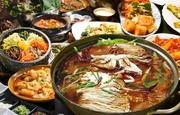 食べ放題【本格韓国料理40種以上】90分制 L.O.60分(4名様~)