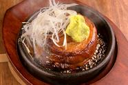 和食の手法でじっくり煮込んだ【MARCO】のエースメニュー、『相模豚の煮込み』