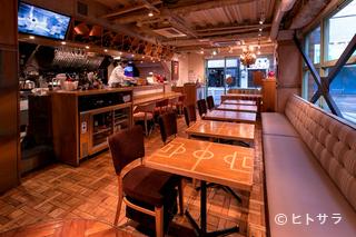 MARCO 門前仲町の料理・店内の画像2