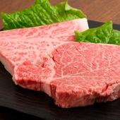 高級肉をリーズナブルに楽しめる『特選シャトーブリアン』