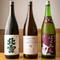甘美なウニと、キリッと辛口の日本酒の相性のよさは格別