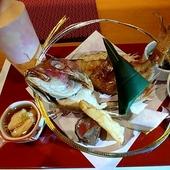 記念日、お祝い、送別会   しっぽりと静かな和食店でお食事を