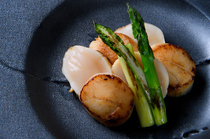 海鮮好きにはたまらない『料理長おすすめコース「海」』