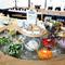 北海道の旬食材を使って、自分たちで料理をアレンジできる!