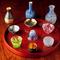 カクテルや日本酒など、豊富なドリンクラインナップでお出迎え。