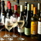 60種類のワインを小売価格(または+500円)で提供