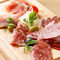 グリル野菜のアンチョビとオリーブソース
