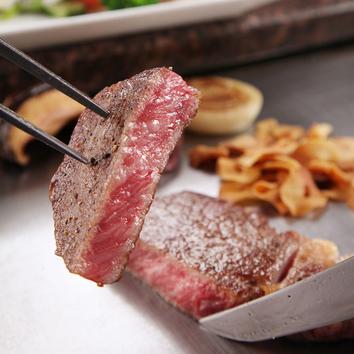◇国産牛ステーキコース 9680円