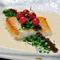 繊細な白身魚と自家製ソースがマッチ『平目のクリームソース』