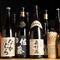 「森伊蔵」や「佐藤黒」など、人気の焼酎各種