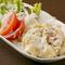 炭火焼きベーコンのポテトサラダ