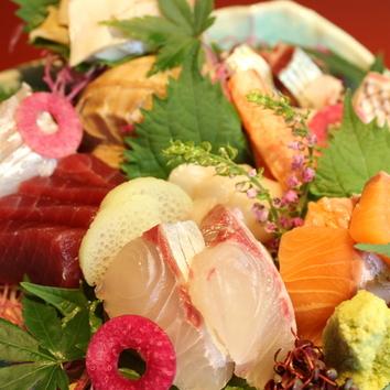 【月~木曜日限定】お料理のみ 2500円コース(税抜)