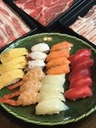 握り寿司食べ放題