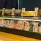 地物を中心に、日本各地の旬の味覚、季節を映す食材が集結