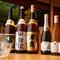 埼玉県の日本酒をメインに、日本料理に合う地酒が豊富