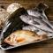 八戸の鮮魚店と提携し、「釣り物」をメインに使用