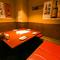 本館も別邸も個室中心のつくり。お好みの酒と旬の料理で憩える