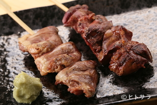 Yakitori Base Ucchiの料理・店内の画像1