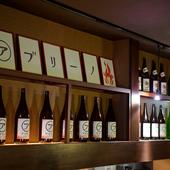 北海道の地酒を中心に銘酒を取り揃えております!
