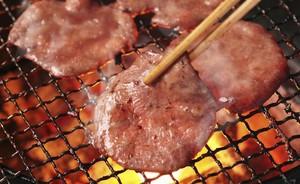 食べ応え十分な『牛タン』