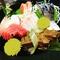 新鮮な鮮魚、ハマグリにサザエ、帆立と旬の貝類にこだわる