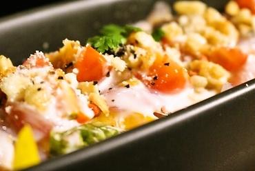 エビと野菜がたっぷり『モンスーンサラダ』