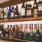 生ビール、ワイン、カクテル、ノンアルカクテルやコーヒー、ラテ、紅茶など140種類以上が飲み放題!