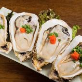 三陸産ブランド牡蠣は『焼き牡蠣』または『蒸し牡蠣』で