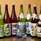 茨城県のお酒をはじめ、新潟県など日本各地の名酒が豊富