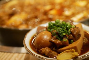 第1位・肉豆腐