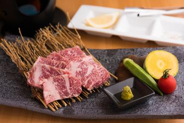 肉のエキスパートが選ぶ、その日に食すべき逸品『特選国産牛焼き』