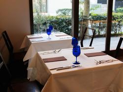 ディナーのメニューから当日のお勧めを構成した贅沢な特別ランチコース。