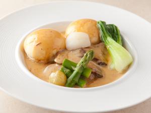 『本日の肉料理』※食材は季節に応じて変更